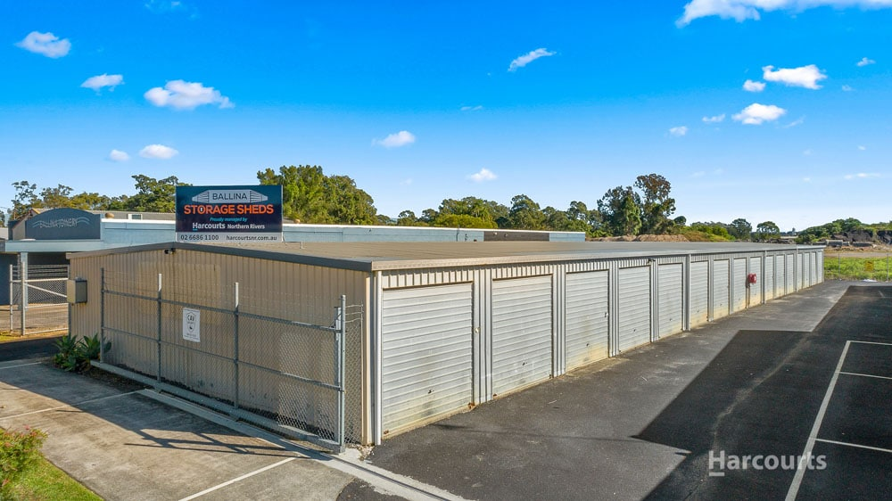 Ballina Storage Facility
