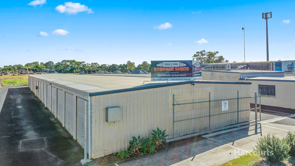 Secure Self Storage Sheds Ballina